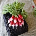 Seed, Organic, Radish, French Breakfast