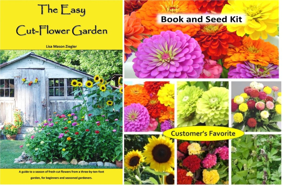 The Easy Cut Flower Book Seed Kit The Gardeners Workshop